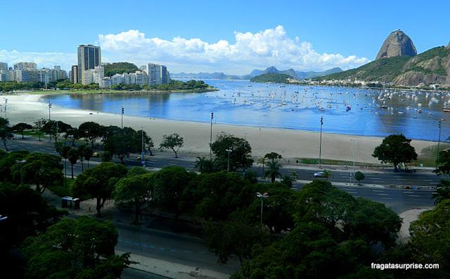 Rio de Janeiro, Enseada de Botafogo