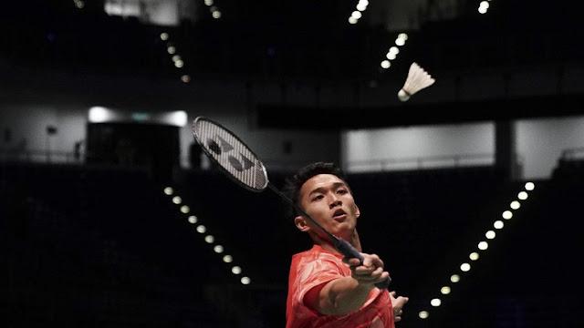 Ini Skuat Indonesia di Hong Kong Terbuka