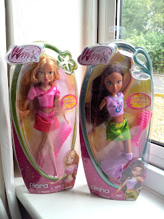 Nickelodeon, Winx Club dolls, Winx Club