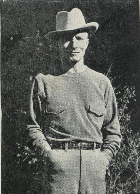"Leonard ""London"" Foreman, c. 1945"