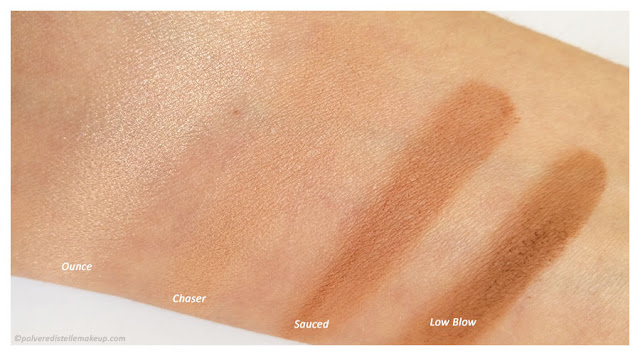 Naked Heat Urban Decay Ounche-Chaser-Sauced-Low Blow