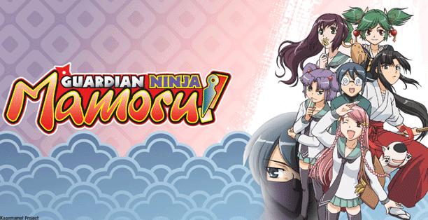 Kage kara Mamoru! - Anime Tokoh Utama Pura-pura Lemah