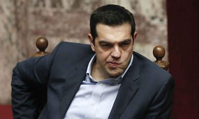 Griechische Opposition verweigert Tsipras Rückhalt für Einigung mit Mazedonien