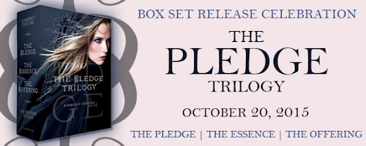 The Pledge Box Set Release Celebration