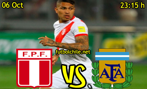 Ver stream hd youtube facebook movil android ios iphone table ipad windows mac linux resultado en vivo, online: Perú vs Argentina