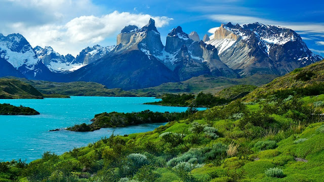 Excursão para Torres del Paine