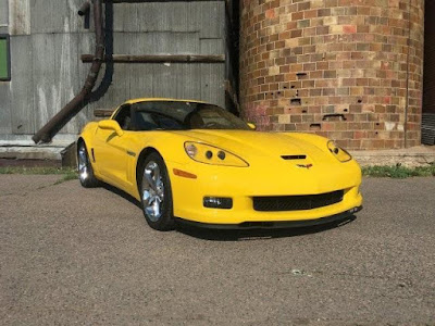 2011 Chevy Corvette for sale Purifoy Chevrolet near Denver