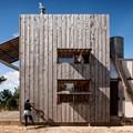 casa movil de madera en nueva zelanda