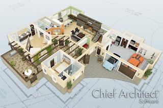 Chief Architect Premier X8 18.2.1.2 Final 64 Bit Full Patch