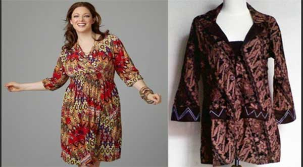 Kebaya Untuk Wanita Langsing Jpg Model Gaun Kebaya