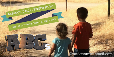 http://mom2momed.blogspot.com/2016/10/alphabet-scavenger-hunt.html