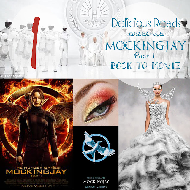 Mockingjay, hunger games, book to movie