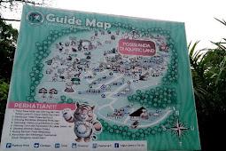 Guide Map Taman Safari Prigen