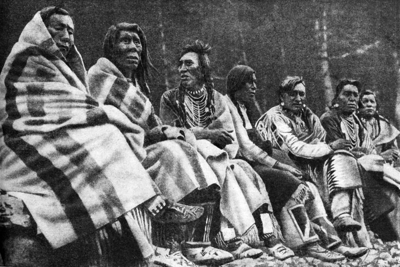 Native American Indian Pictures: Blackfoot Indian Tribe Pictures ...
