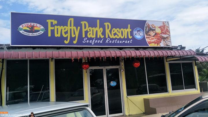 Berkesempatan Bersantai Sejam di Firefly Park Resort, Kuala Selangor