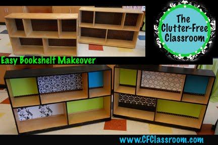 Diy Bookshelves For Classrooms