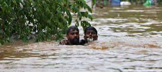 Ασύλληπτη τραγωδία στην Ινδία! 324 νεκροί από τις φονικές πλημμύρες - Συναγερμός για νέες καταιγίδες