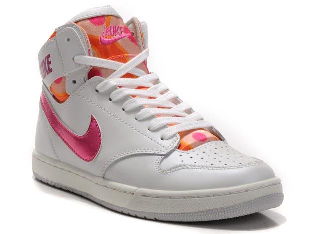 Nike Dunk High Women Six Swoosh Colorful Shoes | Rainbow ...  Nike Dunk High ...