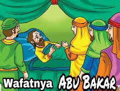 Penyebab Kematian Abu Bakar As Siddiq