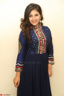 Anjali looks super cute at Chitrangada Pre Release Function March 2017 031.JPG