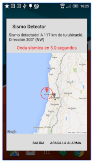 Apps sismos