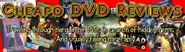 Reviewing cheap DVDS