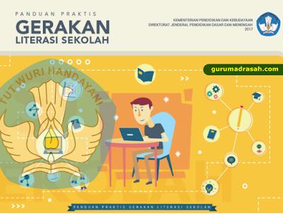 panduan gerakan literasi sekolah