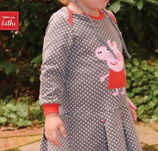 Peppa-Kleid