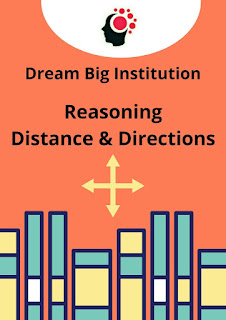 Reasoning Distance and Direction Test Practice Set- Dream Big Institution
