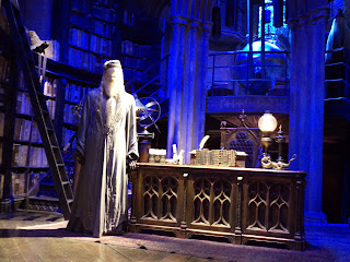 Ufficio Albus Silente Harry Potter Londra