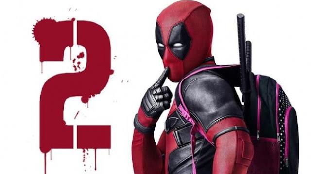 VAZADO o primeiro teaser trailer de 'Deadpool 2'