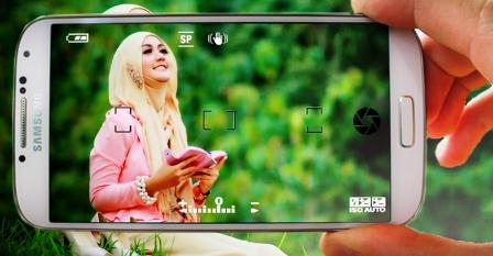 Download Gratis Aplikasi Kamera DSLR Pro Android Terbaik Full Efek Blur / Auto-Focus Camera
