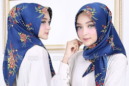 44 Model Hijab Segitiga Terbaru 2019 untuk Pesta Modern