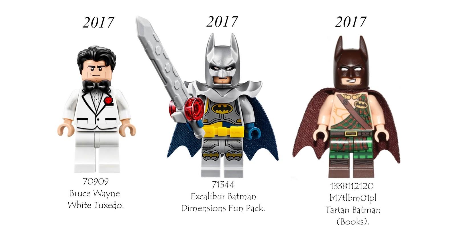 LEGO Superheroes™ Kiss Kiss Batman White Tuxedo