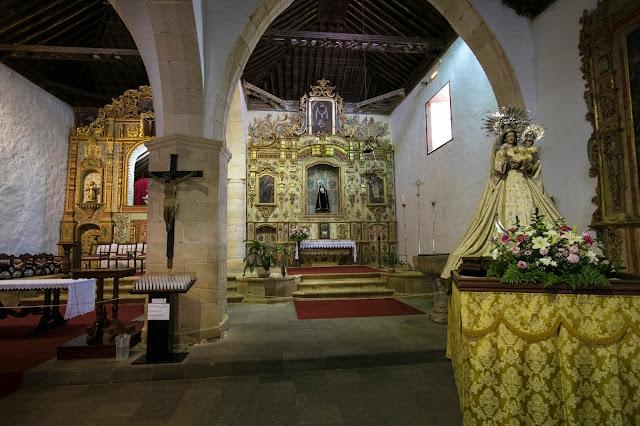 Chiesa a Pajara-Fuerteventura