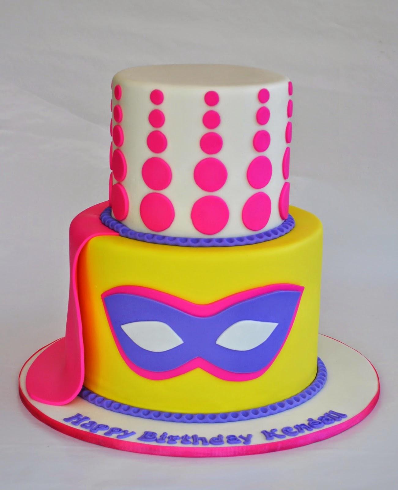 Super Hero Grooms Cake - CakeCentral.com  |Superhero Cakes