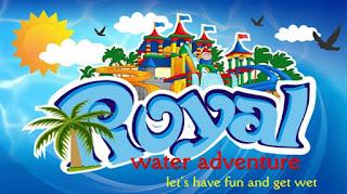 Tiket Masuk Royal Water Adventure Sukoharjo
