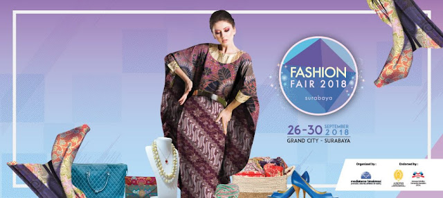 Fashion Fair 2018 Surabaya