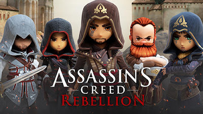Assassin's Creed: Rebellion Mod Apk + Data Download