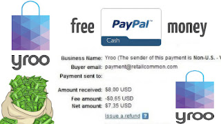 Yroo - Earn Unlimited Paypal Real Cash From Yroo – Easily Can Be Earned 100$ Every Month nkworld4u http://nkworld4u.blogspot.in/