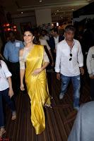 Gorgeous Jacqueline Fernandez  in yellow saree 50.JPG
