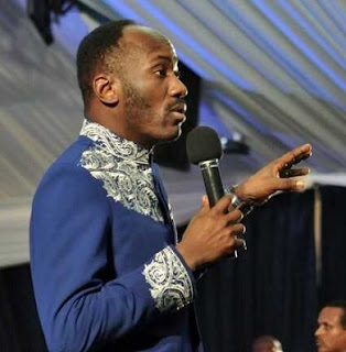 Apostle Johnson Suleiman,