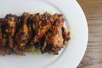 Easy Oven Chicken WIngs