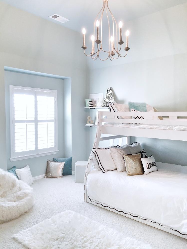 Dormitorio juvenil Glam Chic