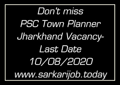 PSC town planner