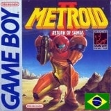 Metroid II - Return of Samus DX (BR)