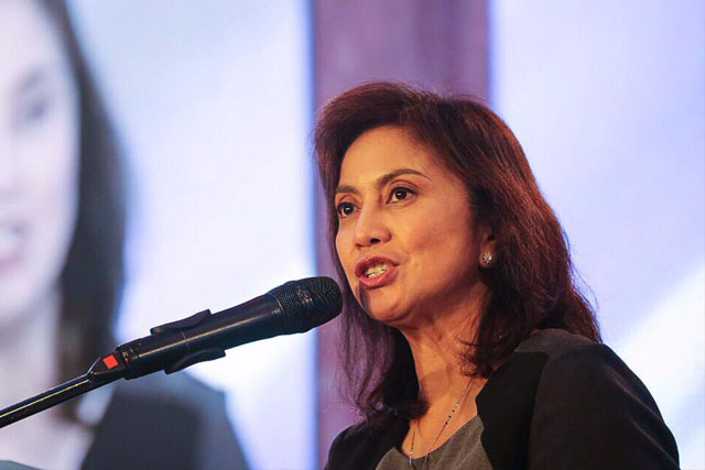 "Leni Robredo Has A Strong Statement Against Marcos' Hero Burial: ""Mr. Marcos Is No Hero."
