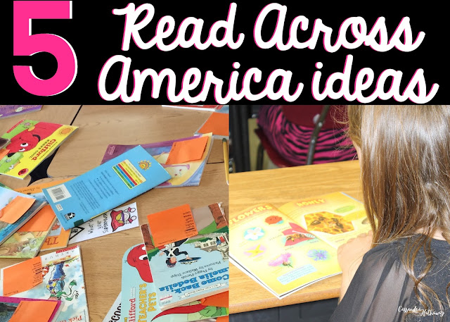 5 great and inexpensive ideas for Read Across America Day in your classroom!