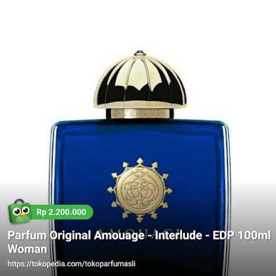 amouage interlude edp 100ml woman