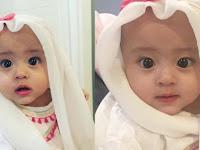 Kelahirannya Sempat Bermasalah, Kini Putri Kecil Pasangan Artis Ini Bikin Netizen Gemas Saat Berhijab